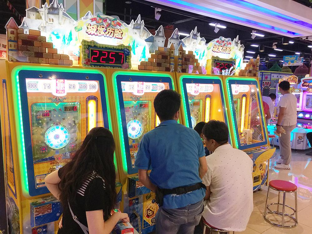 北京游戏厅张总对京辉二手原装游戏机给予高度评价