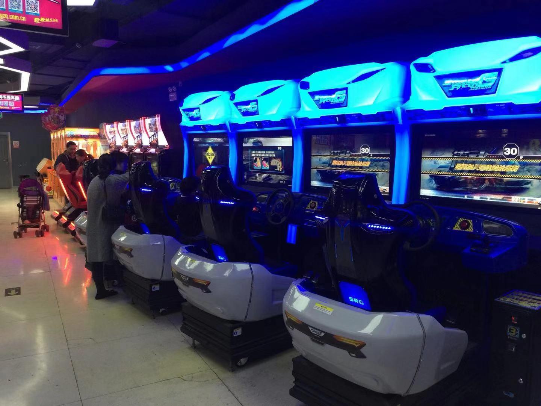 上海某游乐园采购二手原装游戏机 愿与京辉合作共赢