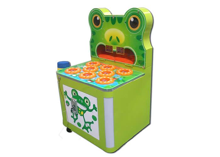 青蛙打地鼠