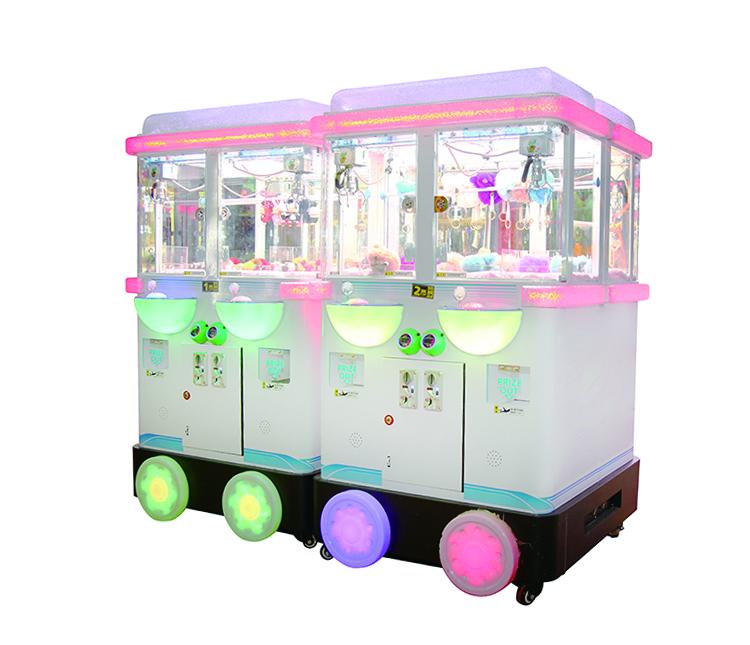 水晶屋豪华版娃娃机