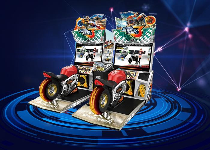 极速摩托3