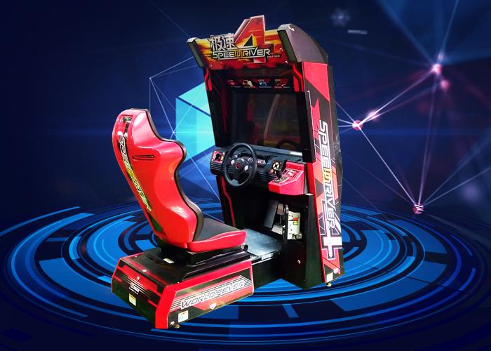 极速赛车4